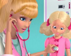 Barbie Life in the Dreamhouse La Doctora Barbie Versión España