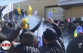 Thousands of Iranians demand the resignation of their leader for shooting down Ukrainian plane
