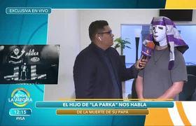 HIJO DEL LUCHADOR
