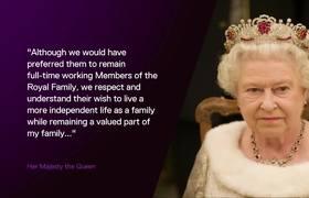 The Queen is