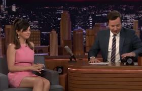 The Tonight Show: Selena Gomez Reacts to Wizards of Waverly Place Theme Inspiring Billie Eilish's