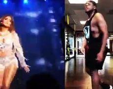 Jennifer Lopez Super Bowl 2020 Challenge