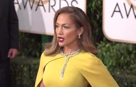 JLO was out of the Oscars!