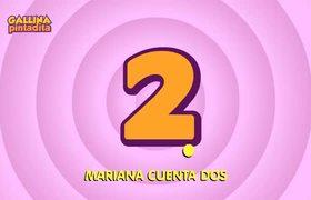 Mariana - Gallina Pintadita 1 - Oficial - Canciones infantiles para niños y bebés