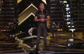 America's Got Talent: The Champions: Danger Act Goes WRONG? Ben Blaque SCARES The Judges! -