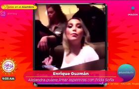Frida Sofía publica polémico mensaje mientras Alejandra Guzmán está en el hospital