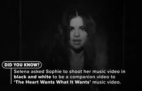 Selena Gomez - Lose You To Love Me (Pop Up Video)