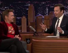 The Tonigth Show: Robert Downey Jr. habla de Dolittle y duetos con Jimmy