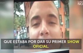 J Balvin: The video of his first concert is leaked