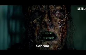 El mundo oculto de Sabrina (Season 3) | Official Trailer| Netflix