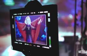 Chilling Adventures of Sabrina   BTS 'Straight to Hell' Music Video Trailer   Netflix