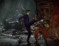 Mortal Kombat 11 Kombat Pack | The Joker Official Gameplay Trailer
