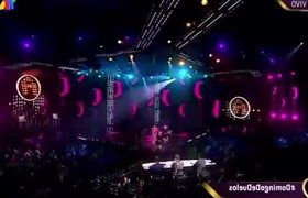 Danna Paola - Mala Fama (En vivo) LA ACADEMIA concierto 11