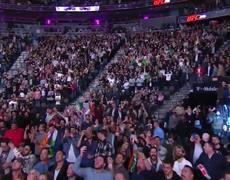 #UFC246: Conor McGregor Octagon Interview