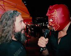 Will Smith, Martín Lawrence y Escorpión en Miami, me tatué su cara en el peluche!