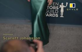 Best and worst dressed on the red carpet at the 2020 Screen Actors Guild (SAG) awards