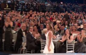 Jennifer Aniston: Award Acceptance Speech | 26th Annual SAG Awards