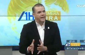 Diputado de Morena dice que con la rifa del avión se podrá pagar la deuda externa