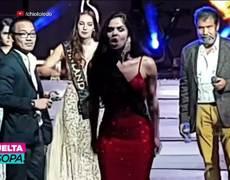 Miss Colombia rompe el silencio sobre el supuesto fraude
