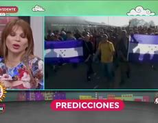 Mhoni Vidente da sus predicciones sobre el mundo y Pablo Lyle