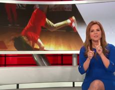 Mexican immigrant trains US Olympic dance team UU.