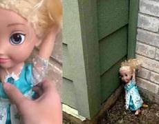 Haunted 'Frozen' doll terrifies family in Houston