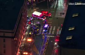 Seattle police searching for suspect after 5 hurt, 1 dead in downtown shooting