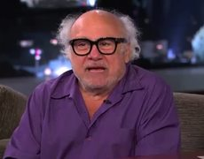 Danny DeVito Interview on Jimmy Kimmel PART 3 1012013