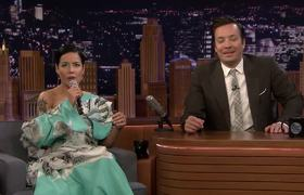 The Tonight Show: Google Translate Songs with Halsey