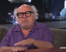 Danny DeVito Interview on Jimmy Kimmel PART 2 1012013