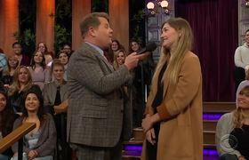 The Late Late Show: Pusiste atencion?