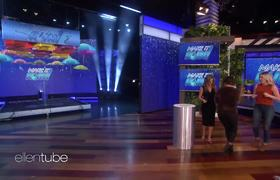 The Ellen Show: Audience Members 'Make It Rain' for Grammy Tickets!