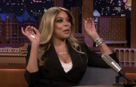 The Tonight Show: Wendy Williams Reacts to Giving Dua Lipa a Nickname and Spills the Tea on Her Divorce