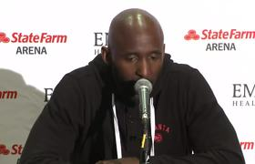 Kobe Bryant death | Atlanta Hawks coach Lloyd Pierce reacts