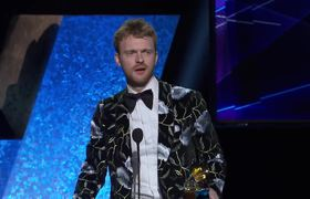 Finneas Wins Producer Of The Year, Non-Classical | 2020 GRAMMYs Acceptance Speech