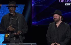 Oklahoma Wins Best Americana Album | 2020 GRAMMYs Acceptance Speech