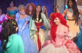 Wreck-It Ralph Princess Music Video! Traci Hines ft. Jbunzie