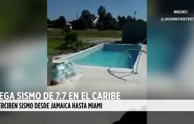 7.7 Earthquake shakes Jamaica and Cuba