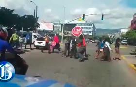 7.7 quake shakes Cuba, Jamaica and Haiti