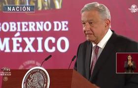 """Se ha podido """"levantar de la quiebra"""" a Pemex: AMLO"""
