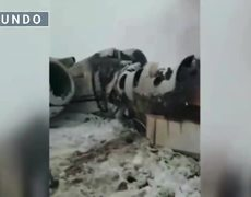 US military plane falls in Afghanistan