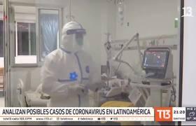 Brazil, Peru and Ecuador: Analyze possible cases of Coronavirus in Latin America