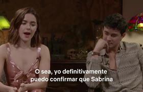 El mundo oculto de Sabrina   Teorias sobre Nabrina parte 3   Netflix
