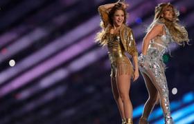 Jennifer López y Shakira - Halftime Show Super Bowl 2020