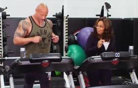 "Oprah & Dwayne Johnson | ""Running Mates"" | Pregame Super Bowl Commercial | WW (Weight Watchers)"