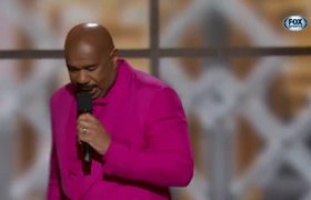 Steve Harvey Fixes All of Football's Problems in Opening Monologue   2020 NFL Honors