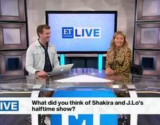 Lady Gaga, Cardi B React To J.Lo, Shakira Halftime Show