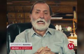 El avión que nadie quiere comprar indigna y ofende: Epigmenio Ibarra