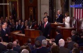 Donald Trump ofrece discurso del Estado de la Unión