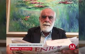 Jamás habíamos tenido un presidente que respondiera así a las víctimas: Fernández de Cevallos
